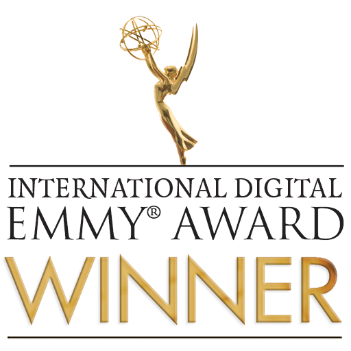 Digital Emmy Award winner